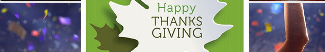 Happy Thanks Giving from Transtech