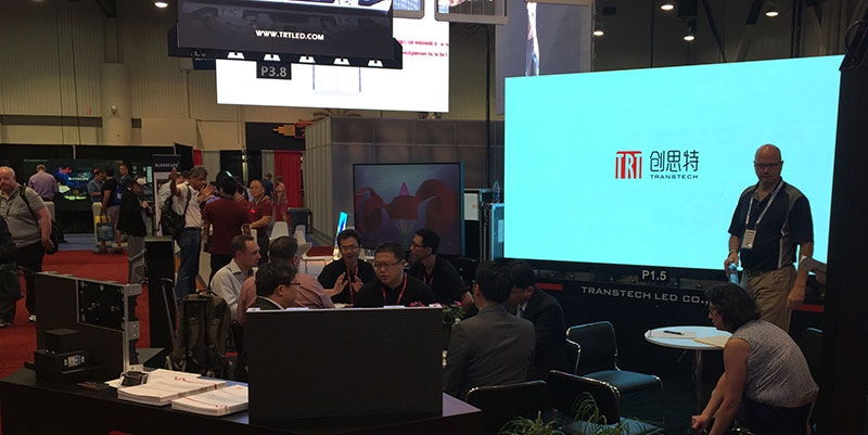 Thank you for Visiting Us at Infocomm 2016 !
