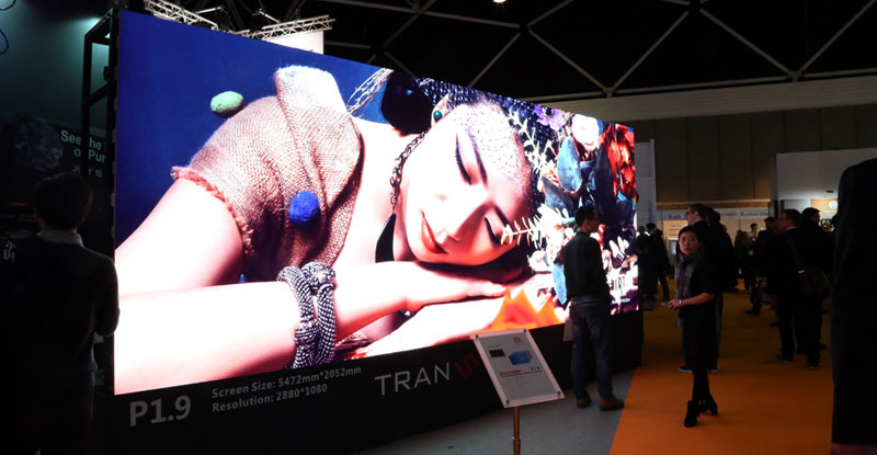 Thank you for Visiting Us at ISE 2016 !