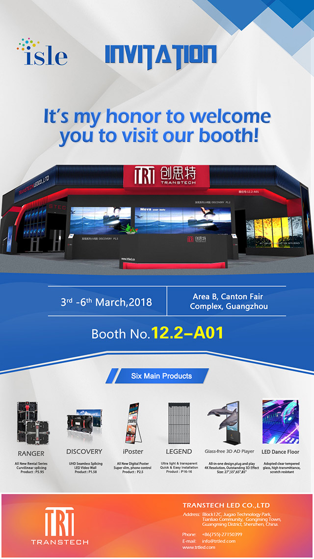 International Signs & LED Exhibition